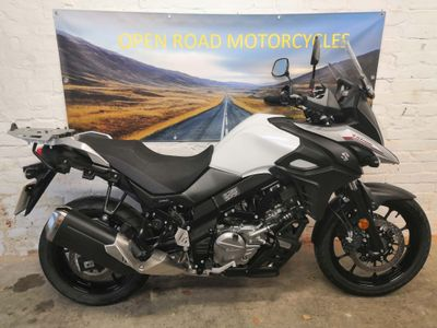 Suzuki V-Strom 650 Unlisted