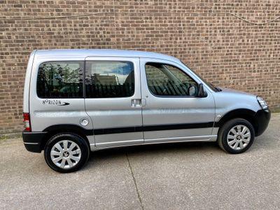 Peugeot Partner MPV 1.6 HDi Escapade 5dr