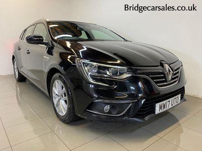 Renault Megane Estate 1.5 dCi Dynamique Nav Sport Tourer (s/s) 5dr