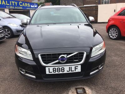 Volvo V70 Estate 2.4 D5 R-Design SE Geartronic 5dr