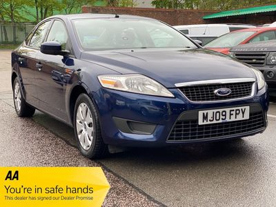 Ford Mondeo Saloon 2.0 TDCi Edge 4dr