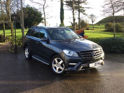 Mercedes-Benz M Class SUV 2.0 ML250 CDI BlueTEC Sport 5dr
