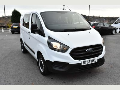 Ford Transit Custom Other 2.0 300 EcoBlue DCIV L1 H1 EU6 5dr (6 Seat)