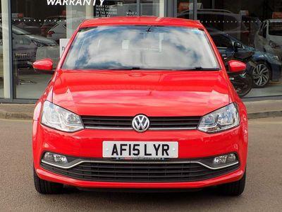 Volkswagen Polo Hatchback 1.0 BlueMotion Tech SE (s/s) 3dr