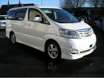 Toyota Alphard MPV 3.0 MS Platinum, ULEZ friendly