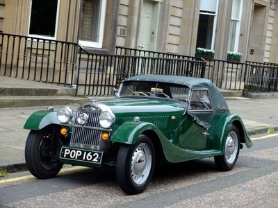 Morgan Plus Four Convertible 2.0 2dr (2 seat)