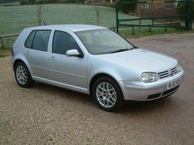 Volkswagen Golf Hatchback 2.3 VR5 5dr