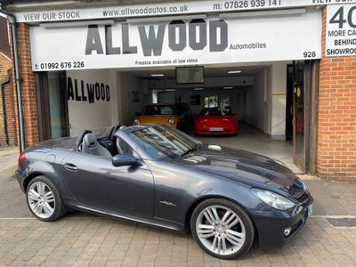 Mercedes-Benz SLK Convertible 1.8 Grand Edition 2dr