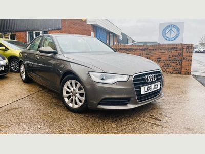 Audi A6 Saloon Unlisted