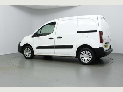 Citroen Berlingo Panel Van 1.6 BlueHDi 625 LX L1 ETG6 (s/s) 5dr