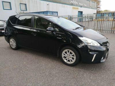 Toyota Prius+ MPV 1.8 VVT-h Icon CVT 5dr (7 Seats)