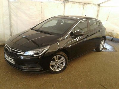 Vauxhall Astra Hatchback 1.6 CDTi BlueInjection Tech Line Auto 5dr