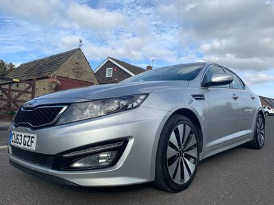 Kia Optima Saloon 1.7 CRDi 2 (Luxe Pack) 4dr
