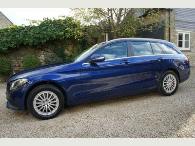 Mercedes-Benz C Class Estate 2.0 C200 SE 7G-Tronic+ (s/s) 5dr