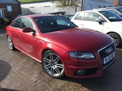 Audi A4 Saloon 1.8 TFSI S line Special Edition 4dr