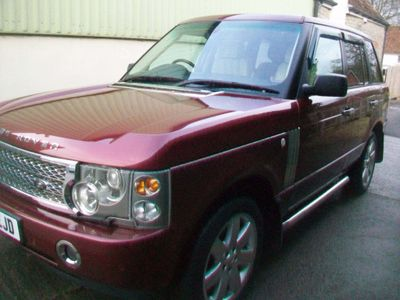 Land Rover Discovery SUV RANGE ROVER VOGUE