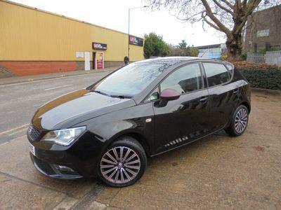 SEAT Ibiza Hatchback 1.2 TSI SE Technology 5dr