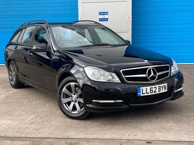 Mercedes-Benz C Class Estate 2.1 C200 CDI SE (Executive) 5dr