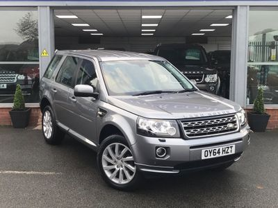 Land Rover Freelander 2 SUV 2.2 TD4 SE Tech 4X4 5dr