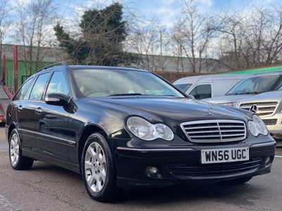 Mercedes-Benz C Class Estate 1.8 C180 Kompressor Elegance SE 5dr