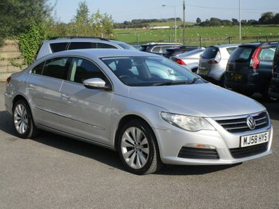 Volkswagen CC Coupe 1.8 TSI 4dr