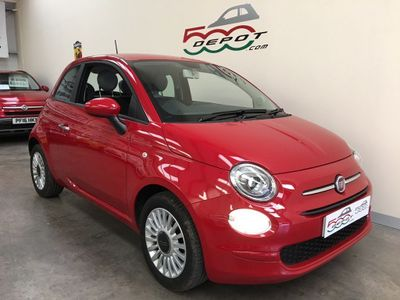 Fiat 500 Hatchback 1.2 8V Pop Dualogic (s/s) 3dr