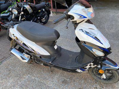 Longjia LJ50QT Moped