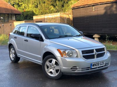 DODGE CALIBER Hatchback 2.0 TD SE 5dr