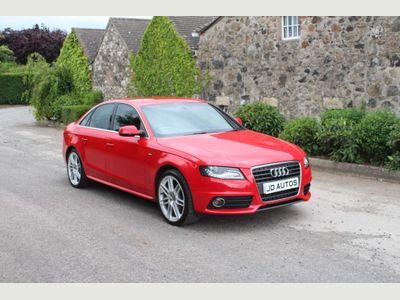Audi A4 Saloon 2.0 TDI S line 4dr