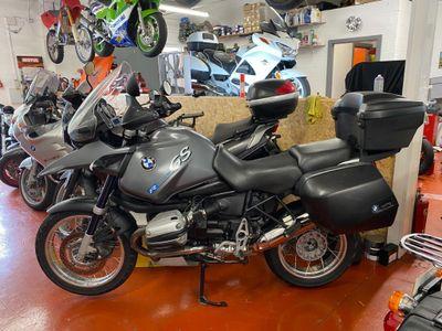 BMW R1150 Adventure 1150 GS