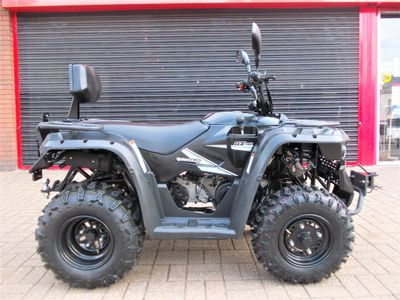 Quadzilla 150 Quad/ATV 150 CVT E
