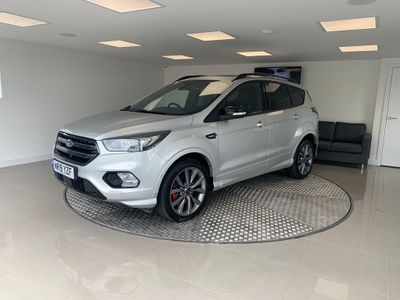 Ford Kuga SUV 1.5T EcoBoost ST-Line Edition (s/s) 5dr