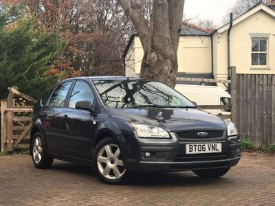 Ford Focus Hatchback 1.8 TDCi Sport 5dr