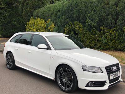 Audi A4 Avant Estate 2.0 TDI S line Special Edition Avant 5dr