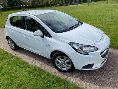 Vauxhall Corsa Hatchback 1.0i Turbo ecoFLEX Design (s/s) 5dr
