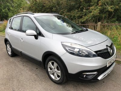 Renault Scenic Xmod MPV 1.5 dCi Dynamique Tom Tom (s/s) 5dr