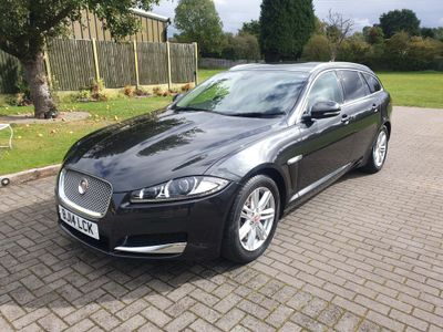 Jaguar XF Estate 2.2 TD Luxury Sportbrake (s/s) 5dr