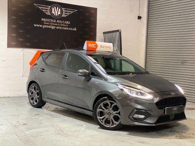 Ford Fiesta Hatchback 1.0T EcoBoost ST-Line (s/s) 5dr