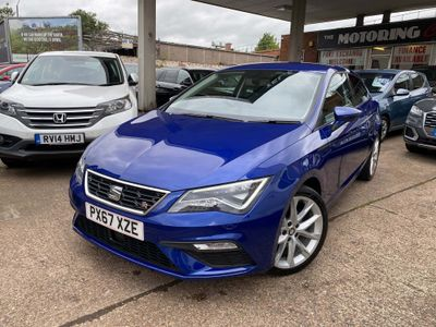SEAT Leon Hatchback 1.4 EcoTSI FR Technology Sport Coupe DSG (s/s) 3dr