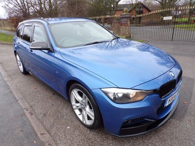 BMW 3 Series Estate 2.0 318d M Sport Touring (s/s) 5dr