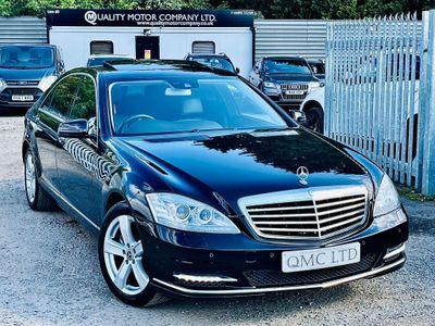 Mercedes-Benz S Class Limousine 3.0 S350 CDI BlueTEC L 7G-Tronic Plus 4dr