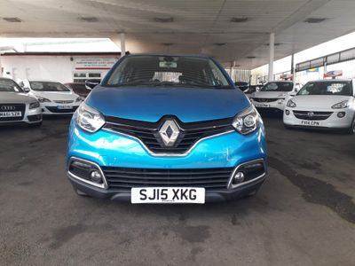 Renault Captur SUV 1.5 dCi ENERGY Dynamique (s/s) 5dr (MediaNav)