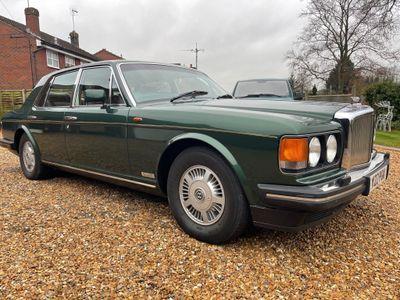 Bentley Mulsanne Saloon 6.8 S LWB Saloon 4dr