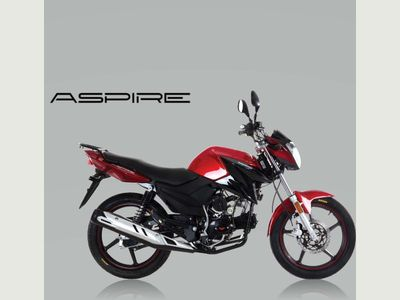 Lexmoto Aspire Moped 50 50 E4
