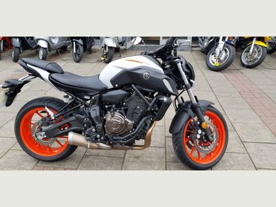 Yamaha MT-07 Naked 700