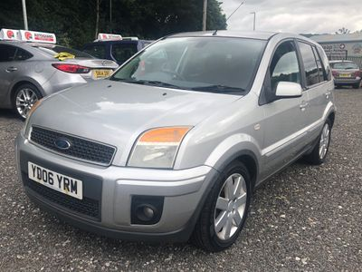 Ford Fusion Hatchback 1.6 Plus 5dr