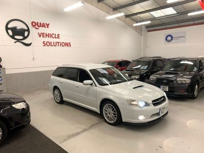 Subaru Legacy Estate JDM GT 2.0L TINSCROLL TUBO MANUAL 280