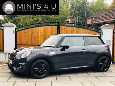 MINI HATCH Hatchback 2.0 Cooper S Works Auto (s/s) 3dr