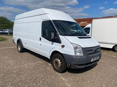 Ford Transit Panel Van 2.2 TDCi 460 HD Jumbo High Roof DRW EL 3dr