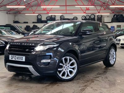 Land Rover Range Rover Evoque Coupe 2.2 SD4 Dynamic Lux 4X4 3dr